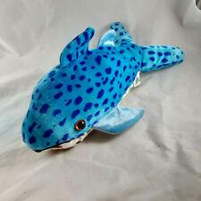 """Sea Mammal Plush Shark Whale or Dolphin 14"""" by Calplush 2009"""