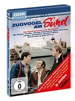 ZUGVOGEL AM SUND - SPECIAL EDITION (DDR TV-ARCHIV)  2 DVD NEU