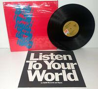 EARTH QUAKE - 1971 LP A&M Records SP-4308 Album Record