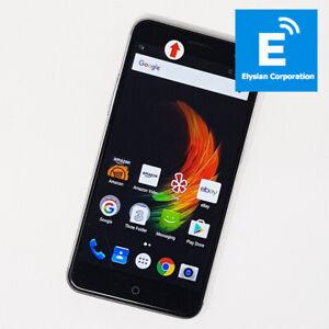 "ZTE Blade V7 5.2"" 16GB 4G - Smartphone - Grey - Unlocked -Grade D Fast P&P #2558"