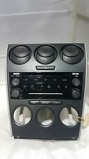 MAZDA 6 GG SERIES 2 CENTER AIR VENTS CDS STACKER PLAYER 2005 2006 2007