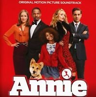 ANNIE (ORIGINAL MOTION PICTURE SOUNDTRACK)  CD NEU