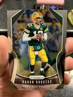 2019 Panini Prizm Aaron Rodgers #119 Green Bay Packers MVP?!! - QTY