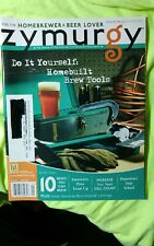 ZYMURGY MAGAZINE,  2007 VOL.30 NO.1 HOMEBREW AND BEER LOVER