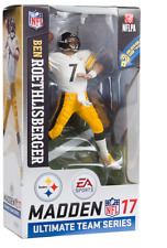 8988d67c2 Product: Action Figure. NIB~ Madden NFL 17 (SERIES 2)BEN ROETHLISBERGER PITTSBURGH  STEELERS