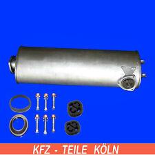 VW  LT 28 / 28-35 / 40-55 / 2.4TD ENDSCHALLDÄMPFER / Mittelschalldämpfer Auspuff