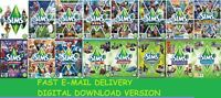 The Sims 3 Complete Collection|ORIGIN Digital Download|Windows&MAC|Multilanguage