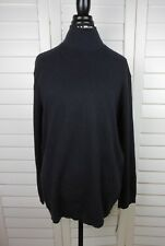 NEW Vintage DKNY Knit Sweater Womens Small Black Casual Pullover Ladies Coat