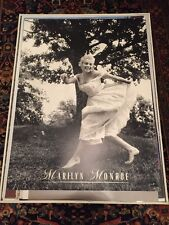 "Rare Vintage Marilyn Monroe By  Sam Shaw Amagansett NY Photo Poster  30""X40"""