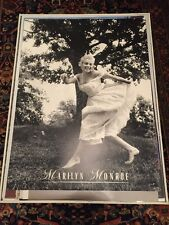 "Rare Vintage Marilyn Monroe By  Sam Shaw Amagansett NY Photo Poster  30""X40"""