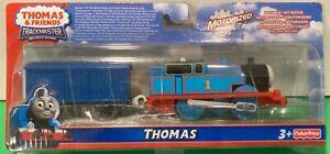 2009 Thomas Trackmaster Motorized THOMAS WITH  BOXCAR New NRFP R9228
