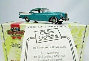 Matchbox DYG03-M 1:43 1958 Studebaker Golder Hawk