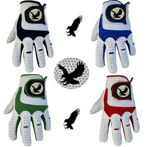 LEATHER Golf Gloves MENS or LADIES, Left or RIGHT Hand
