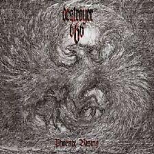"DESTRÖYER 666 ""PHOENIX RISING (RE-ISSUE)""  CD NEW!"