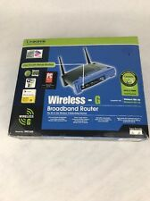 Linksys WRT54G V8  Wireless broadband Repeater Bridge range extender DD-WRT WIFI