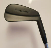 RADAR GOLF TOUR FORGED BLADE BLACK OXIDE IRONS 3-PW KBS TOUR 90 LAMKIN X10 GRIPS