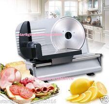 Meat Slicer Food Slicer Cheese Slicer Electric Bread Slicer Processor Bread Deli