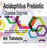 Digestive Enzymes Colon Cleanse Digestion Aid Probiotic Acidophilus Prebiotic x