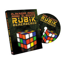 Rubik Remembered by Mark Elsdon and Alakazam Magic - Solve the Rubiks Cube