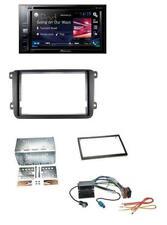 Pioneer Bluetooth DVD mp3 2din Usb CD autoradio pour Skoda Fabia Octavia II Rapid