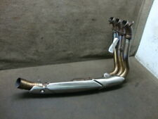 14 2014 TRIUMPH SPEED TRIPLE (ABS) 1050 R EXHAUST HEADERS #WE39