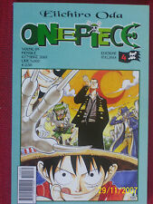 ONE PIECE-1°SERIE-costola blu- N° 4-DI: EIICHIRO ODA - MANGA STAR COMICS- NUOVO