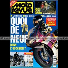 MOTO REVUE N°3174 HONDA 125 REBEL SUZUKI RF 900 R SCHWANTZ ENDURO TOUQUET 1995