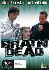 Brain Dead - Brand New & Sealed All Region (DVD, 2008)