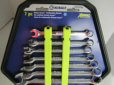 Kobalt 7 Pc Xtreme Access Combination Wrenchs Metric 0379798,    New