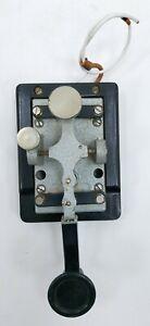 WW2 German DRP Junker Navy Morse Key IMI-637