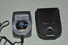 Classic Gossen Luna Pro Light Meter Made Germany with Leather Case
