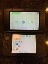 Nintendo 3DS XL Handheld Console - Blue/Black (New 16 gb SD Card)