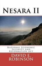 Nesara II: National Economic Security and Reformation Act, Robinson, David E., G