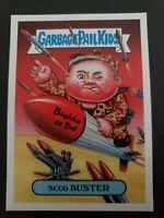 2019 Garbage Pail Kids GPK 3b of 9 Scud Buster