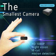Mini Hidden Spy Camera Hd 1080P Security Motion Detection Night Vision Nanny Cam