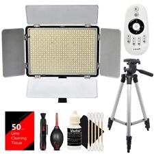 Bright Dimmable 600 LED Video Light for Studio Product Photography and YouTube