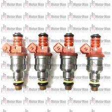 Motor Man | 0280150431 Fuel Injector Set | Saab 9-3 900 9000 2.0L 2.3L Turbo