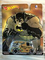 Hot Wheels DC Comics Batman Quick D-Livery Die Cast Mattel 2016