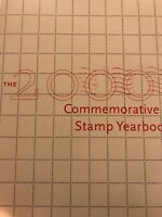 2000 Commemorative Stamp Yearbook USPS Souvenir Mint Set with Stamps Free Ship