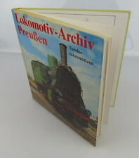Buch: A. Wagner Lokomotiv-Archiv Preußen Tenderlokomotiven Band 3  bu0690