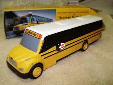 Custom w/ your school! BNIB 1:54 Thomas Built bus Saf-T-Liner C2 diecast model