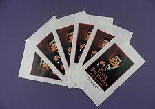 Unused Dark Shadows Trading Card Bags - Barnabas Collins