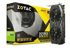 Zotac GTX 1070 AMP - 8 GB-scatola originale