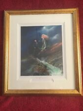 River Dancers Limited Print Signed by Philip Gray (ON SALE )
