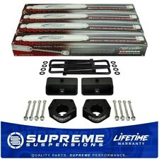 For 86 95 Toyota Ifs Pickup 4wd 3 Front 2 Rear Lift Kit With 4x Procomp Shocks Fits Toyota Pickup