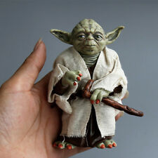 New Star Wars Interactive Legendary Jedi Master Yoda 12cm Height PVC Figurine