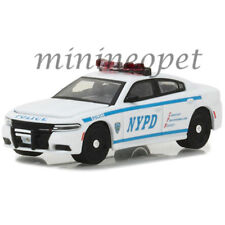 GREENLIGHT 42821 2017 DODGE CHARGER PURSUIT NYPD NEW YORK POLICE CAR 1/64