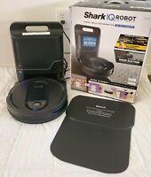Shark IQ Robot Vacuum Self-Empty Base SharkMat WiFi Alexa Voice Enabled RV101AE