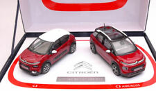 Coffret Citroen C3 & C3 Aircross 2017 Limited 500 pcs (2 Cars) 1:43 Model 155329