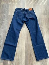 Levi's Vintage Clothing 501 1937 Made in USA Selvedge Rigid 375010010 Fits 30x32